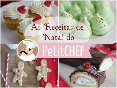 As Receitas de Natal do PetitChef