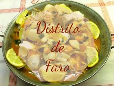 Gastronomia do distrito de faro for Menu frances tipico