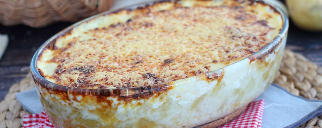 Bacalhau com Natas do PetitCHEF