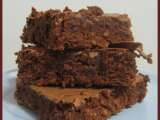 Receita Brownie de amendoim