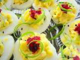 Recipe A simple christmas appetizer with an asian twist