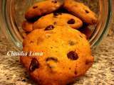 Receita Chocolate chip cookies