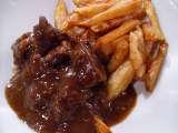Recipe Beef shin and bone marrow in taddy porter - the perfect gravy