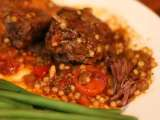 Recipe Osso buco style beef short ribs