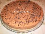 Receita Cheesecake de chocolate e licor - ii