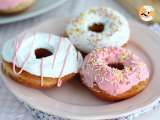 Recipe Frosted donuts - video recipe!