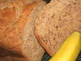 Receita Pão integral de banana e iogurte - light-n-luscious banana bread