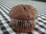 Receita Muffins de chocolate light
