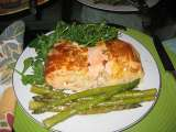 Receita Salmon wellington