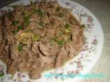 Recipe Imbaligtad (beef stir-fried of northern philippines)