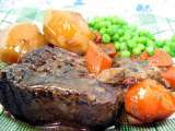 Recipe Beef pot roast (oven braised)