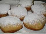 Recipe Fasnacht day and glazed donuts
