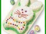 Recipe Easter bunny cake