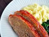 Recipe Tangy meatloaf