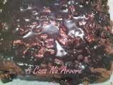 Receita Chocolate sheet cake - bolo de chocolate quadrado