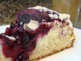 Recipe Blueberry cheesecake coffee cake!