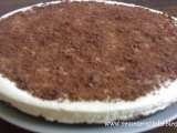 Receita Cheesecake de chocolate