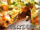 Receita Pizza mexicana