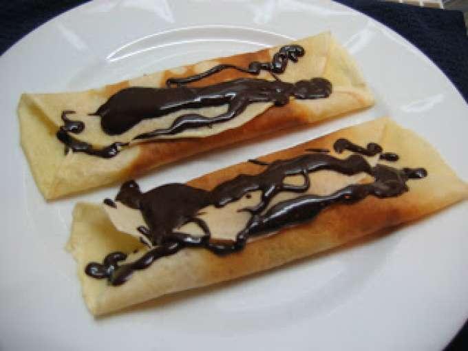 Crepes com chocolate 31 receitas petitchef for Como hacer crepes de chocolate