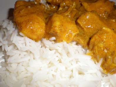 Receita Chicken curry