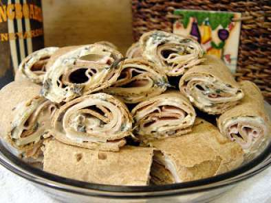 Receita Wraps integral - by tati alves