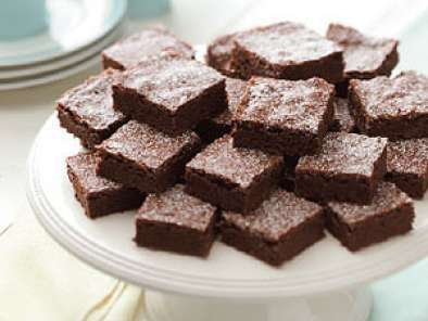 Receita Brownies de chocolate da nigella lawson