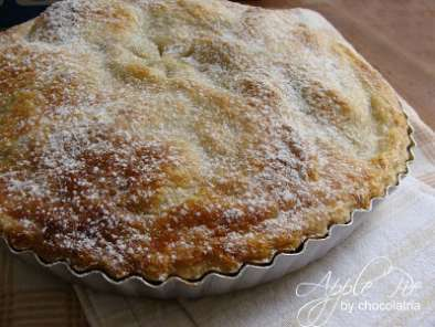 Receita Apple pie