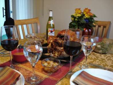 Receita Thanksgiving