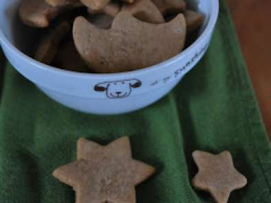 Receita Gingerbread cookies