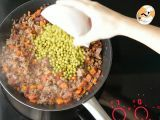 Step 3 - Sheperd's pie - Video recipe !