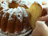 Step 8 - Kougelhopf or Kouglof, an Alsatian brioche - Video recipe!
