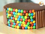 Passo 8 - Gravity Cake - Bolo Gravidade
