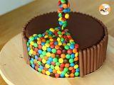 Passo 10 - Gravity Cake - Bolo Gravidade