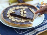 Passo 7 - Tarte de banana e chocolate