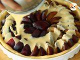 Passo 6 - Tarte/Torta Brioche de Ameixas