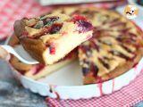 Passo 8 - Tarte/Torta Brioche de Ameixas
