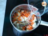 Passo 2 - Lentilhas com Carne de Porco (Petit Salé aux Lentilles)