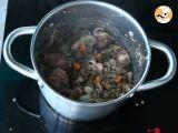 Passo 5 - Lentilhas com Carne de Porco (Petit Salé aux Lentilles)