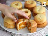 Passo 7 - Muffins de damasco(alperce) e mascarpone