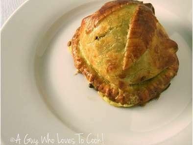 Beef Wellington with Cumberland Sauce, Photo 2
