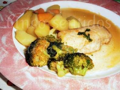 Receitas de legumes estufados