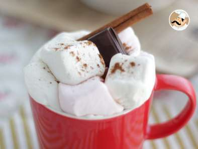 Chocolate Quente com Marshmallows, Foto 3