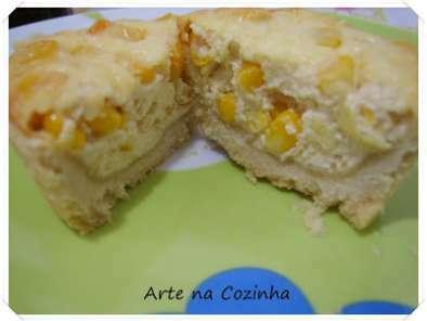 Empadinha de queijo e milho, Foto 2