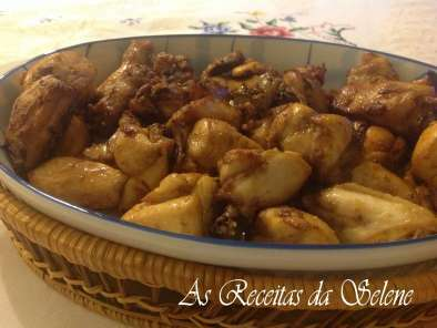 Watch Frango A Passarinho Recipe video