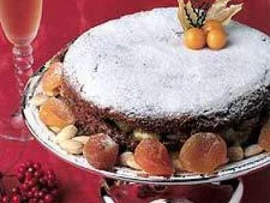 Receita de Bolo de Natal dos Açores