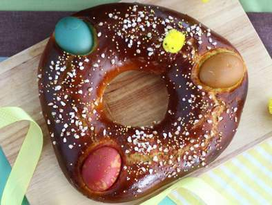 Mouna, an Easter brioche - Video recipe!, Photo 2