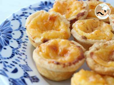 Pasteis de Nata do PetitChef