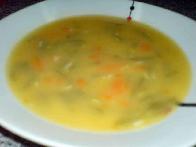 sopa de feij u00e3o verde com segurelha  receita petitchef