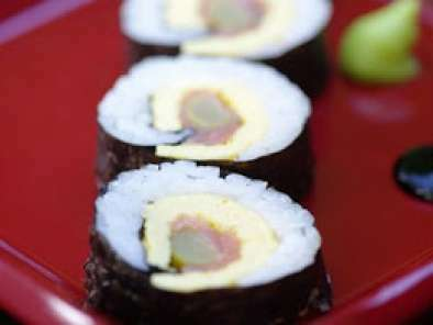 Receita arroz sushi facil